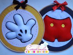 Atelier Coralinda: Mickey e Minnie - bastidores mais que fofos!