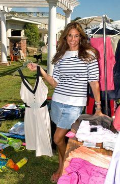 Kelly Bensimons charity yard sale