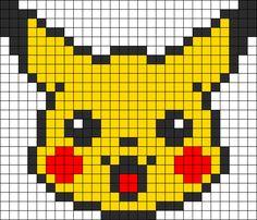 Pokémon : attrapez-les en perles Hama !