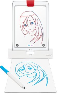 Supercharge your drawing skills with Masterpiece! Pick any image from the camera, curated gallery, or integrated web search and Masterpiece will transform it into easy-to-follow lines and help you draw it to perfection. You can then share a magical time-lapse video of your creation with your friends and family. Learn more at playosmo.com.