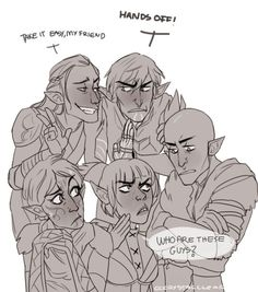 cccrystalclear:  Elf companion gathering, not so wise