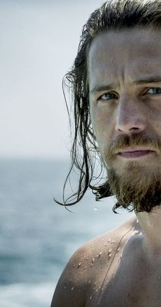 Ben Robson. He was Kalf on Vikings and now comes out on Animal Kingdom. Beautiful man. #AnimalKingdom #TNT #Vikings
