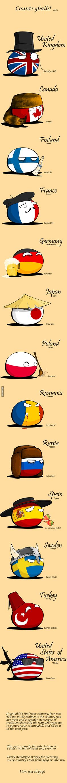 I heard you like countryballs!