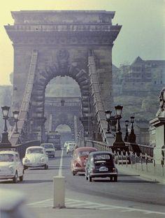 Chain Bridge 1965.
