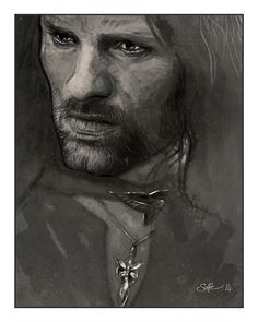 Aragorn - The Lord of The Rings - Matt Soffe