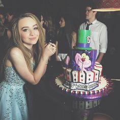 Throw a DIY 'Alice in Wonderland' Party Like Sabrina Carpenter's Sweet Sixteen - M Magazine