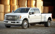 2017 Ford Super Duty New Body Old Engines High Tech Idiot