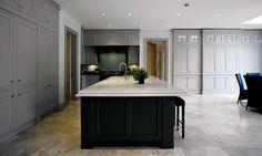 Richard Baker Furniture Bespoke Kitchens