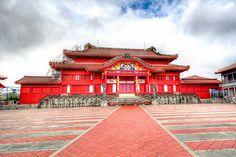 Shuri Castle (Naha, Okinawa Prefecture)