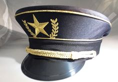 hat for bedazzling Costume Hats, Adult Costumes, German Shepherd Costume, Burning Man, Costume Accessories, Captain Hat, Army, Military, Stuff To Buy