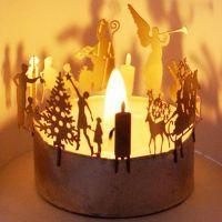 Tea candle silhouette T-Light,