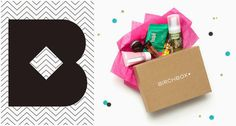 { wisp + whim: Crushing On : Subscription Boxes } Birchbox. #makeup #beauty #hair #skincare