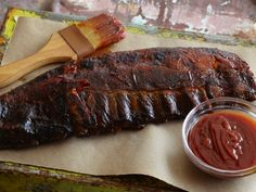 The Ultimate Barbecued Ribs from CookingChannelTV.com: ~ (36) OF OUR BEST BBQ RECIPES: We've rounded up our best low and slow barbecue recipes from regional pulled pork to smoked chickens and brisket flats!