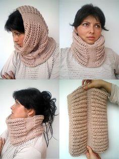 Oversized Merino Wool Scarf - Risk It All by VIDA VIDA vu0jsj