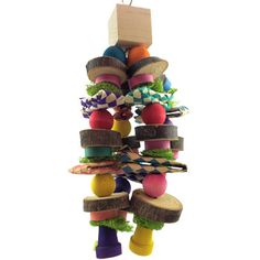 The High Rise Chinchilla Toy - One of my chinnies' favorites! Gerbil Toys, Chinchilla Toys, Dwarf Rabbit, Chinchillas, Rabbits, Random Stuff, Treats, Play, Handmade