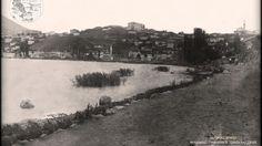 PSY - Βόρεια Μερική Άποψη της Καστοριάς το 1917 - History Rare Collectio...