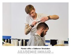 Mens Hairdresser, Fictional Characters, Fantasy Characters