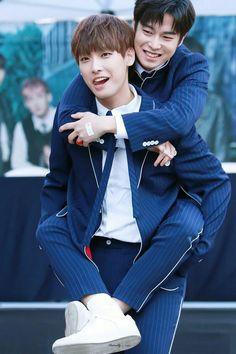 Dawon and inseong