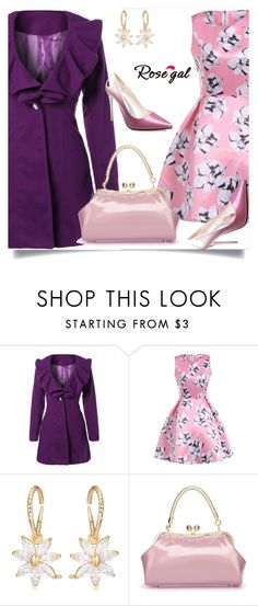 """""""2 Winners Win $20 Cash from Rosegal!"""" by nejra-l ❤ liked on Polyvore featuring vintage, Elegant and rosegal"""