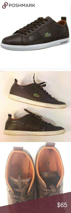 9e6c248fee5a  Lacoste  Round Toe Casual Gym Shoe Lacoste Observe CA.