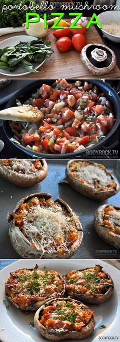 Stuffed ShroomsClick to check a cool blog!Source for the post: Click