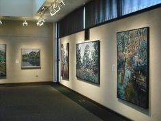 """Location Impulsion""  June - July 2012.  Christopher Art Gallery, Prairie State  College, Chicago Heights."