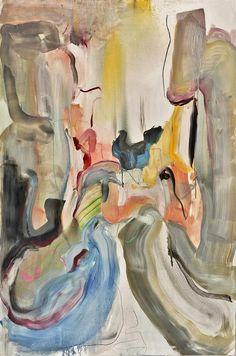 óleo sobre lienzo. 195 x 130 cm