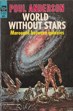 Poul Anderson. World Without Stars
