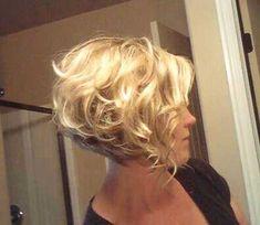 Las mejores ideas del corte de pelo corto en capas para el pelo rizado