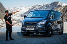 KEN BLOCK PARTNERS WITH M-SPORT ON FIRST-EVER SIGNATURE FORD VEHICLE