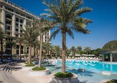Pool at the Palazzo Versace, Dubai