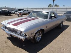 1968 CHEVROLET EL CAMINO - http://www.easyexport.us/vehicle-finder/lot-19434063/1968-chevrolet-elcamino-dlr-dis-exp-ct-others-acq-ca-bakersfield