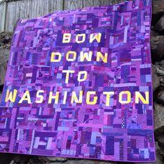 University of Washington! Go Huskies!