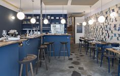 Latest entries: Belle Maison (Paris, France), Europe Restaurant