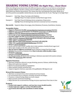 Young Living Essential Oils: Sharing Young Living Education