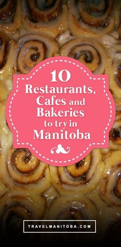 10 Delicious Eateries and Restaurants To Try On Your Trip to Manitoba Northern Lights Tours, Food Tasting, Explore Travel, Fish Camp, Canada Travel, Foodie Travel, Day Trips, Restaurants, Bakery