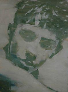 "American Artist Mark Horst; Painting, ""the holy family no. 27"" #art"