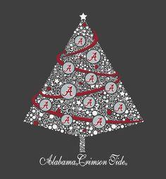 Crimson Tide Christmas