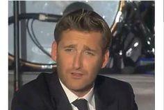 Paul's signature face. Ha :)