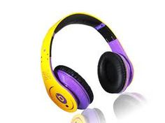 beats by dre - loved the colors