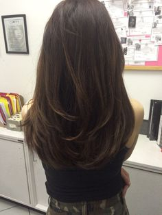 67 Ideas Hair Cuts Styles Locks For 2019 67 Ideas Hair Cuts Styles Locks For 2019 Haircuts For Long Hair With Layers, Long Layered Hair, Layered Haircuts, Long Hair Cuts, Straight Hairstyles, Thick Hair With Layers, Thick Long Hair, Long Hair Haircuts, Medium Hair With Layers