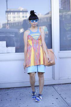 Susie Bubble, blogger, Style Bubble. Photo: @ashleyjahncke