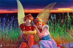 Thumbelina and Cornelius – Thumbelina