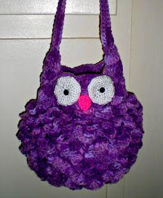 Taschen Eule Kf Wollede Crochet Pattern Germany Kf Wollede