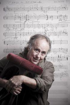Joan Manel Serrat.