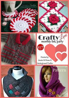 Crafty Love Link Party 27