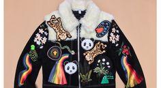 Ellie And Mac, Fabric Manipulation, Personal Style, Addiction, Graphic Sweatshirt, Street Style, Fresh, Embroidery, Sweatshirts