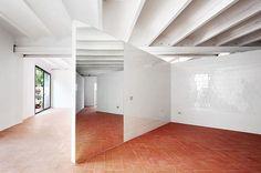 ARQUITECTURA-G . En Uso. Reforma de una vivienda en el Putxet . Barcelona (12)