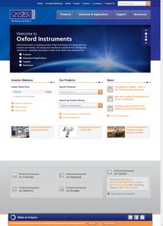 Oxford Instruments Analytical Ltd - Oxford Instruments specialises in the design, manufacture and support of innovative solutions, tools and systems for the emerging nanotechnology markets in areas such as XRF (X-ray Fluorescence) analysers , microanalysis systems, superconducting wires, NMR (nuclear magnetic resonance) magnets,... - http://technologycompanieslist.com/listings/oxford-instruments-analytical-ltd/