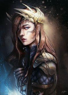 Women of Fantasy Dnd Characters, Fantasy Characters, Female Characters, Character Concept, Character Art, Concept Art, Character Design, Character Ideas, Fantasy Portraits